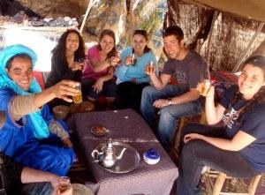 July+15Rome_Morocco_MintTeaCheers_MarsiaThomas